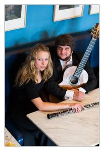 Dawidek Poyner Duo guitar oboe 1