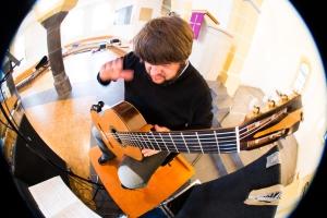 Russell Poyner guitar 135