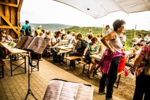 Dawidek Poyner Duo Mittlerhein Musik Festival