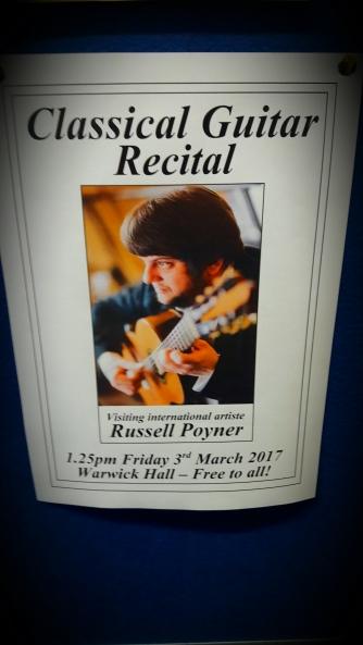 Concert & Masterclass Warwick School (1)