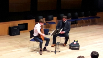 Concert & Masterclass Warwick School (5)