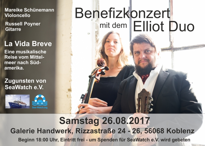 Benefizkonzert Seawatch
